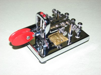 Click to Enlarge: Vibroplex Iambic Deluxe Paddles