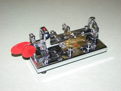 Click to Enlarge: Vibroplex Original Deluxe Bug